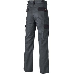 Pantalon de travail gris noir Everyday Dickies DED247