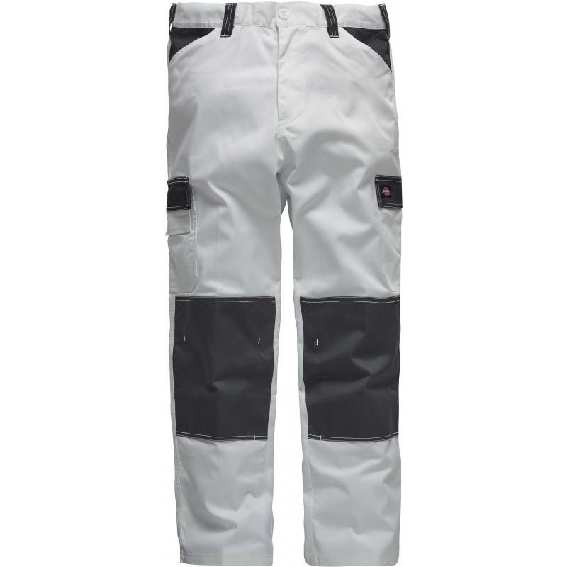 Pantalon de travail noir blanc Everyday Dickies DED247