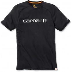 T-SHIRT anti transpirant CARHARTT noir FORCE