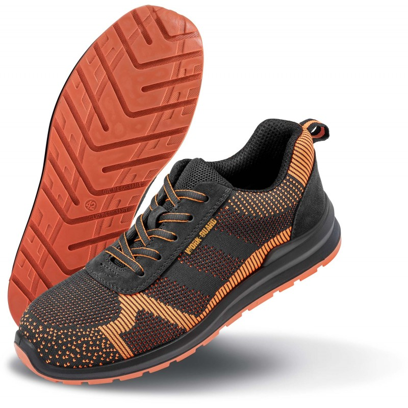 """CHAUSSURES DE SECURITE """"HARDY SAFETY TRAINER"""" RESULT"""