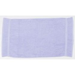 SERVIETTE DE TOILETTE Lilas violet 130 x 70 cm coton 550gr/m2