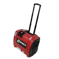 Ribimex Générateur Onduleur wi-fi 2100 W essence 4 T