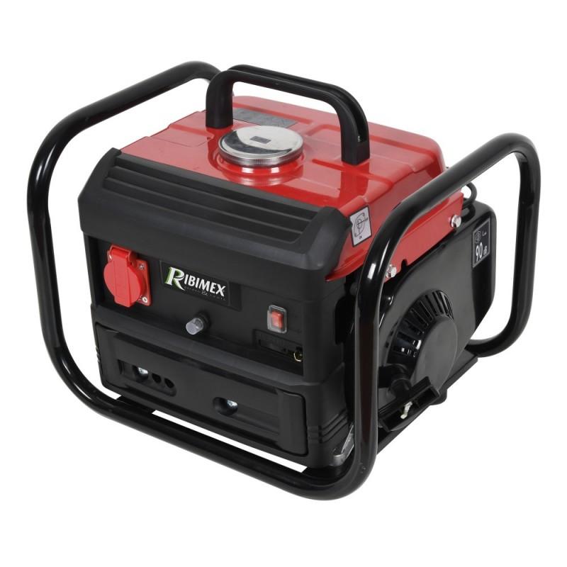 Ribimex Générateur de poche 2 temps 800 W PRGE0800