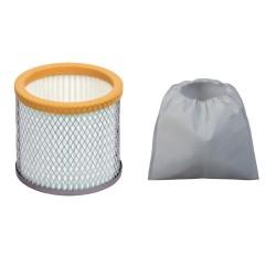 Nettoyeur 18 L de cendres électrique Cenerill 1000w Ribimex