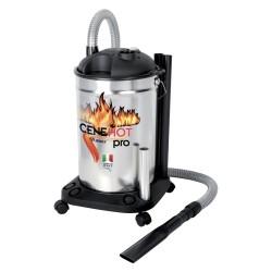 Nettoyeur 25 L de cendres chaudes électrique Cenehot PRO Ribimex