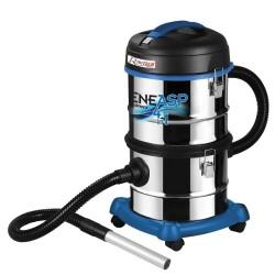 Aspirateur 30 L électrique 4 en 1 CeneAsp Ribimex
