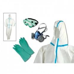 Kit Phytosanitaire, combinaison, masque, lunettes, gants PRPROTKIT RIBIMEX