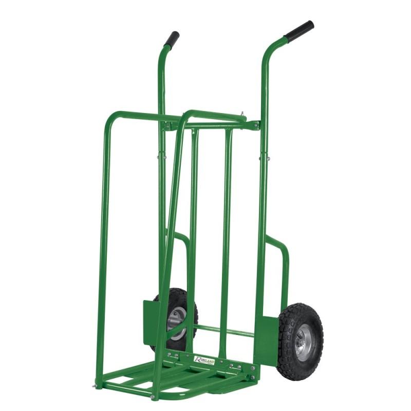 Chariot à bois de chauffage 250 kg ribimex