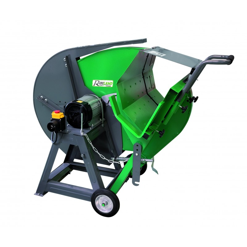 Ribimex Scie A buches Electrique 3500w 600mm Coupe 200mm