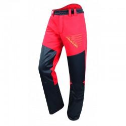 Pantalon bucheronnage PRIOR MOVE PRO CL1rouge Francital