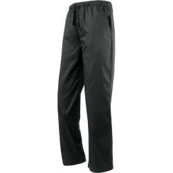 Pantalon de cuisine noir marque Premier PR553