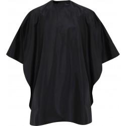 Blouse noir de salon de coiffure imperméable PR116