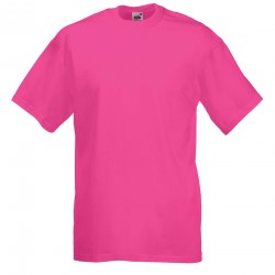 t-shirt S au 3XL fushia...