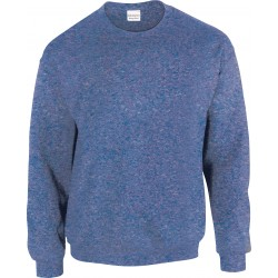 SWEAT-SHIRT  BLEU ROYAL VINTAGE COL ROND HEAVY BLEND GILDAN GI18000